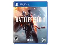 Battlefield 1 ps4 very good