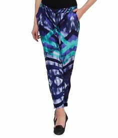 New Multicolor WOMEN'S STRAIGHT PANT, casual pants