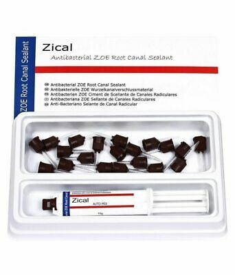 Dental Prevest Denpro Zical Antibactrial Zoe Root Canal Sealant Automix .