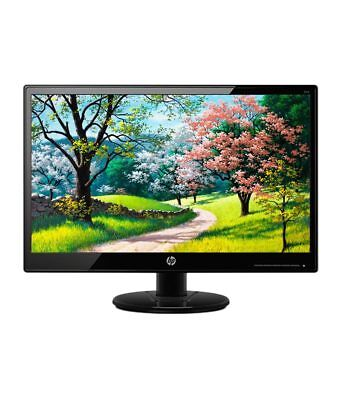 "HP 21KD 20.7"" Monitor LED backlight 200 nits 1920x1080 VGA and DVI-D ports"
