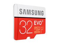 BRAND NEW 32GB SAMSUNG SD CARD