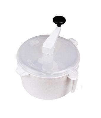Knetmaschine Atta Maker (MISCHER) für Roti / Chapati / Tortilla Freie Cups Tortilla Roti Maker