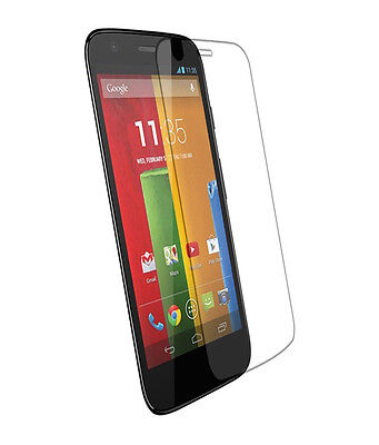 Best Quality Tempered Glass Screen Protector for Motorola Moto X MOTOX (Ist (Best Quality Tempered Glass Screen Protector)