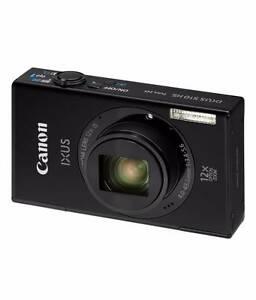 Canon IXUS 510HS 10.1MP Digital Camera..Never Used Glenfield Campbelltown Area Preview