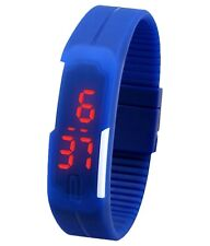 SMC Product Black Strap Digital Watch-Pipeledblue