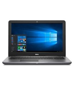 Dell Inspiron 5567 Intel Core I5 7th Gen Laptop