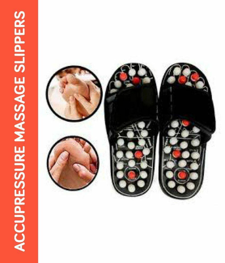 atoms acupressure yoga slipper paduka health therapy