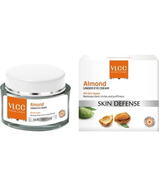 VLCC Almond Under Eye Cream 15 gm - Wheat Germ Oil, Almond & Olive Oils