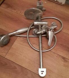 Shower unit/mixer tap