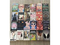24 young adult book bundle for sale