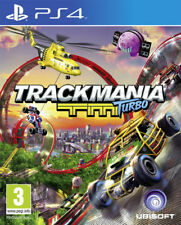 Trackmania Turbo (PS4) BRAND NEW AND SEALED - IN STOCK - QUICK DISPATCH - IMPORT