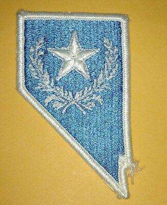 Nevada National Guard Embroidered Uniform - Nevada National Guard