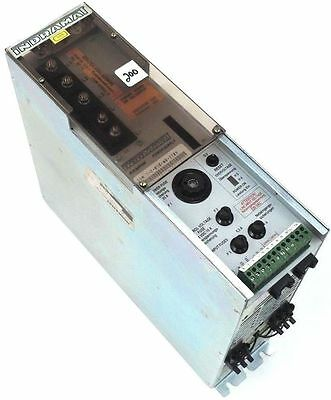 Indramat Tvm1.2-050-w0-220v Servo Power Supply 220vac Tvm 1-2-050-w0-220v 1.2