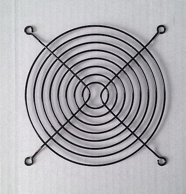 Computer Fan Grill (Fingerguard) - 140mm - Black