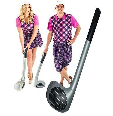 GONFIABILE Golf Club Guida novità festa Accessorio giocattolo scherzo X99 049