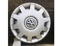 *VW WHEEL CAPS (14 INCH)*