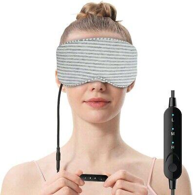 Aroma Season Moist Heated Eye Mask for Blepharitis and Dry Eyes Treatment