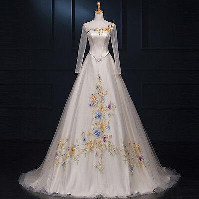 Cenerentola Sposa Vestiti Carnevale Donna Wedding Dress Cinderella - Cinderella Brautkleid Kostüm
