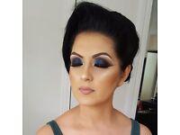 Professional Asian/Indian Hair and Makeup Artist in Birmingham