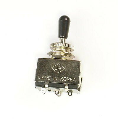 3 Way Toggle Switch Pickup Selector For Electric Guitar , Bo