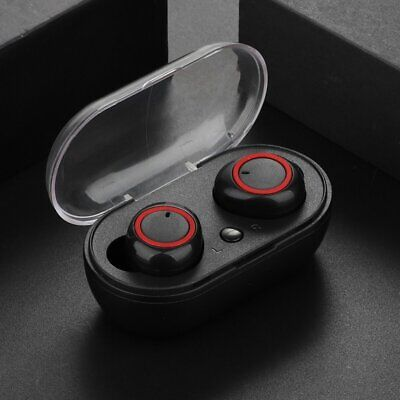 SQ-W1 Touch Control Bluetooth Earphones True Stereo Earbuds K W1 Stereo