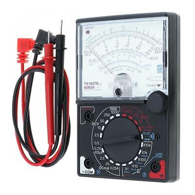 Yx-360trnb Analogue Meter Multimeter Multitester Protection Dc Ac Voltage Us