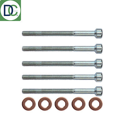 B C CLASS CDI INJECTOR BOLT AND WASHER SEAL KIT PACK OF 5 MERCEDES A