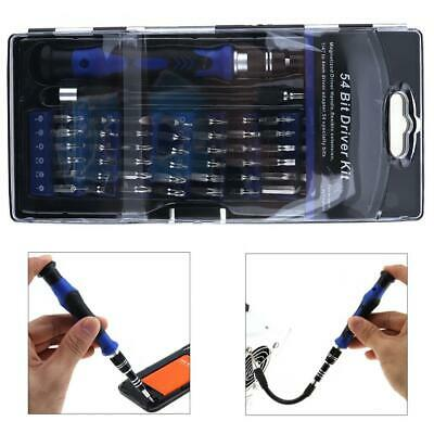 REIZ 58 In 1 Multi-function Precision Screwdriver with 54 Bits Screw for Phone /