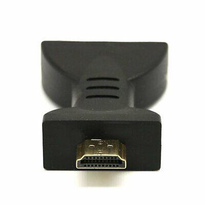 Flexible Portable 1080P HDMI to 3 RCA Video Audio AV Adapter