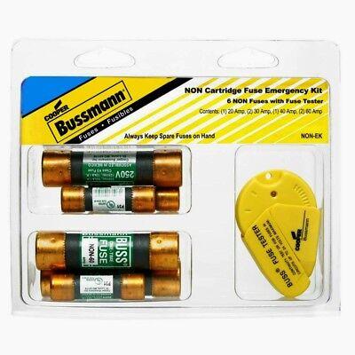 Bussmann Non Series Emergency Cartridge-fuse Kit