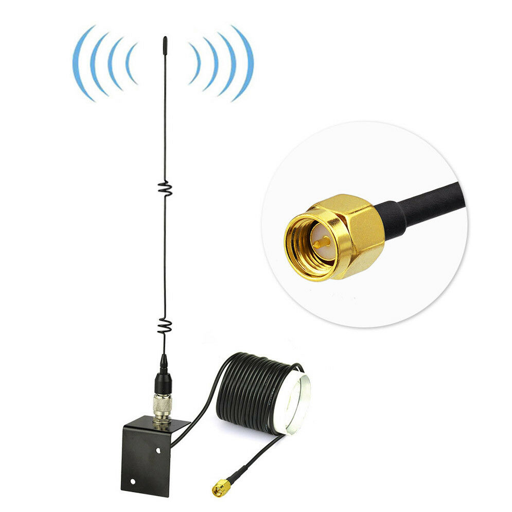 2-Pack 2.4GHz 5GHz 6dBi RP-SMA WiFi Antenna for Zmodo Reolink Scurity IP Camera