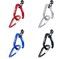 Outdoor Carabiner D Shape Mountaineering Buckle Fast Hang Mini Buckle Hook F7 - unbranded - ebay.co.uk