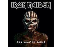 Iron Maiden - Cardiff Motor Point