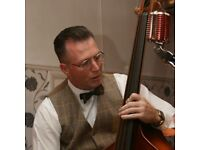 Double Bass player available
