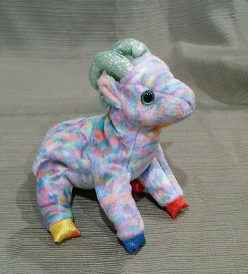 Ty Beanie Baby Goat the Chinese Zodiac Collection the Goat  2000 MWMT Retired , used for sale  Shipping to Canada