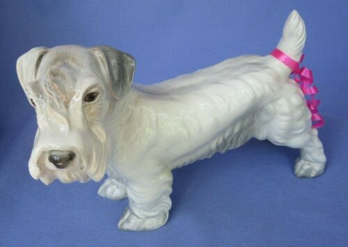 "SEALYHAM CESKY TERRIER 8"" GERMANY  DOG"