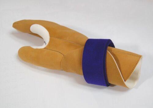 Kyudo mitsugake (three-finger glove) for Japanese archery