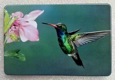 Billet Aluminum Trailer Hitch Cover, BIRD with FLOWER  4x6, UV