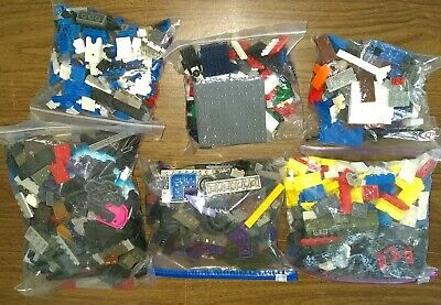 Lot of Mega Blocks and Best-Lock,+ other Lego-compatable buiding pieces. 4.3lbs
