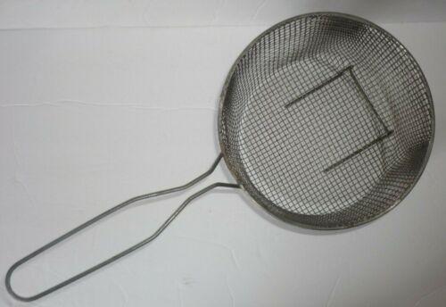 Vintage Wire Basket for Cast Iron Deep Fat Fryer fits Wagner & Griswold
