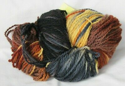 "Hand Painted Schaefer ""Miss Priss"" yarn. Color: Toni Morrison 4oz./100% wool"