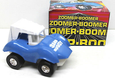 Vintage 1970 Topper Toys Zoomer-Boomer Sand Buggy Silly Slicks #7200 New In Box