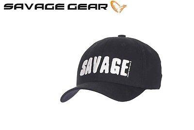 Savage Gear Simply Savage 3D Logo Cap Baseball High Quality