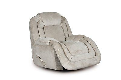 Barcalounger Apex II 6-4763 Recliner Chair - Dallas Doe Fabric 2075-16, used for sale  Poway