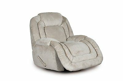 Barcalounger Apex II 6-4763 Recliner Chair - Dallas Doe Fabr