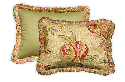 SUMMERTON 11X15 DECORATIVE PILLOW by ROSE TREE