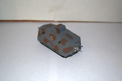 1:72 PROFESSIONAL BUILT MODEL WWI GERMAN TANK A7V Sturmpanzerwagen