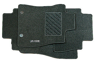 Car Parts - Genuine Nissan Juke Car Floor Mats Tailored Front + Rear Set of 4 KE7551K021 +++