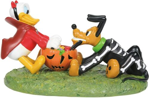 Dept 56 DONALD AND PLUTO