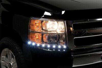 Putco 270100 LED Dayliner G2 Headlight Strips Fits 2007-2014 Chevy Silverado